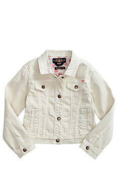 Lucky Brand Sabrina Denim Jacket Girls 4-6X