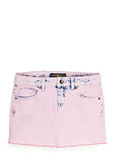 Lucky Brand Sophia Denim Mini Skirt Girls 4-6x