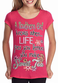 Red Camel Sweet Tea Southern Top Girls 7-16