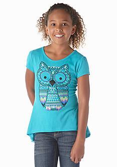 Red Camel Girls® Chevron Owl Tee Girls 7-16