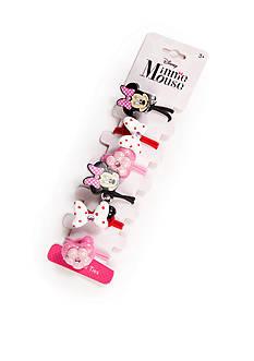 Disney® 6-Piece Knockers Hair Bow Set