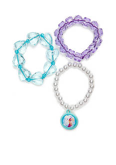 Disney 3-Piece Frozen Bracelet Set