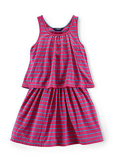 Chaps Sleeveless Jersey Tank Dress Girls 4-6x