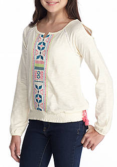 Roxy Girls™ Jaco Peasant Cold Should Top Girls 7-16