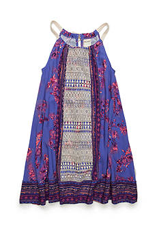 Roxy Girls™ Leilani Printed Trapeze Dress Girls 7-16