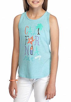 Roxy Girls™ Printed 'California' Waves Tank Top Girls 7-16