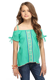Roxy Girls™ Cold Shoulder Top Girls 7-16