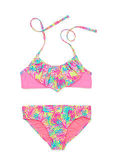 Roxy Girls™ 2-Piece Paradise Beach Bandana Bikini Set Girls 7-16