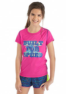 JK Tech™ 'Built For Speed' Tee Girls 7-16
