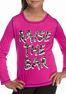 JK Tech™ Raise the Bar Tee Girls 7-16