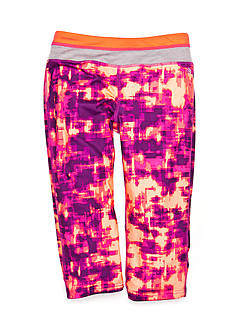 JK Tech™ Printed Yoga Capri Pants Girls 7-16