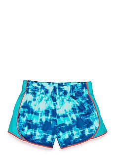 JK Tech™ Printed Mesh Shorts Girls 7-16