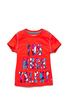 JK Tech™ 'Too Much Talent' Tee Girls 4-6x