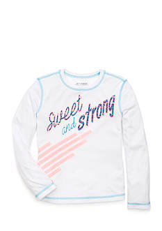 JK Tech™ 'Sweet and Strong' Top Girls 4-6x