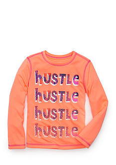 JK Tech™ 'Hustle' Top Girls 4-6x