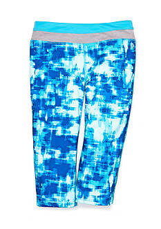 JK Tech™ Print Yoga Capri Pants Girls 4-6x