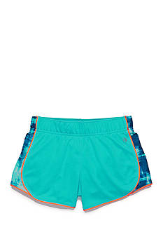 JK Tech™ Solid Mesh Shorts Girls 4-6x