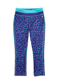 JK Tech™ Cheetah Legging Girls 4-6x