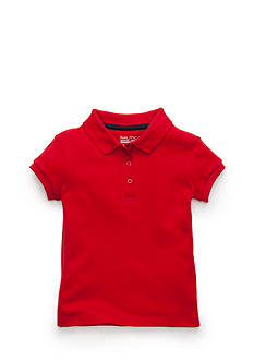 Nautica Uniform Polo Girls 4-6x