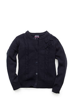 Nautica Uniform Cardigan Girls 4-6x