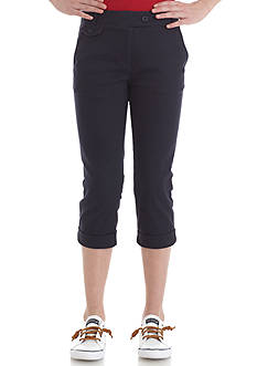 Nautica Uniform Capris Girls 7-16