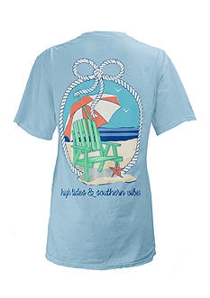 Royce Brand High Tides Southern Vibes Tee Girls 7-16