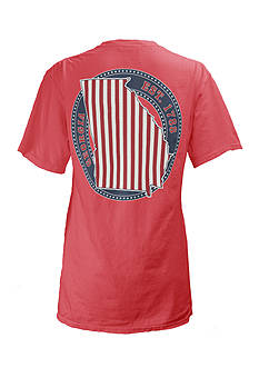 Royce Brand Georgia Stars & Bars Tee Girls 7-16