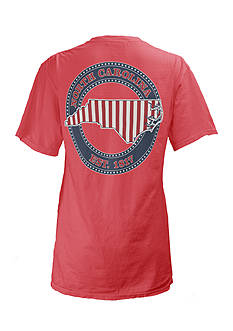 Royce Brand North Carolina Stars & Bars Tee Girls 7-16