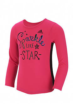 adidas Sparkle Star Top Girls 4-6x
