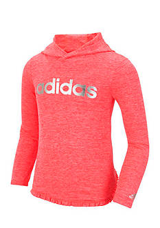 adidas Make Your Mark Climate Hoodie Girls 4-6x