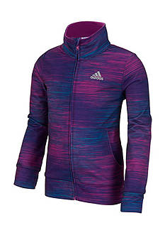 adidas Printed Tricot Jacket Girls 4-6x