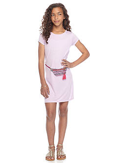 Jessica Simpson Katana Tee Dress Girls 7-16