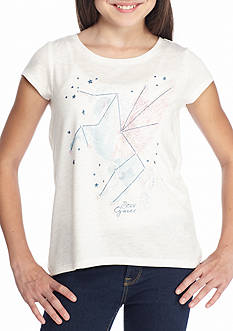 Jessica Simpson Nora Stargazer Top Girls 7-16