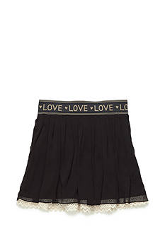 Jessica Simpson Lace Bottom Skirt Girls 7-16