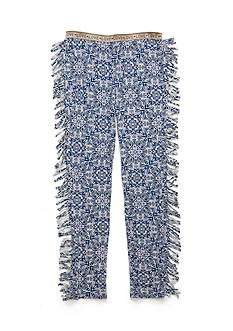 Jessica Simpson Mercella Novelty Floral Pant Girls 7-16