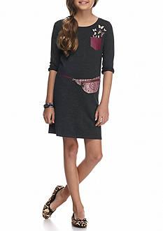 Jessica Simpson Purse Dress Girls 7-16