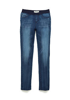 Jessica Simpson Gracie Pull On Skinny Jeans Girls 7-16