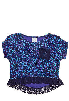 Jessica Simpson Marisa Reversible Top Girls 4-6X