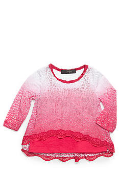 Jessica Simpson Coventry Layered Top Girls 4-6X