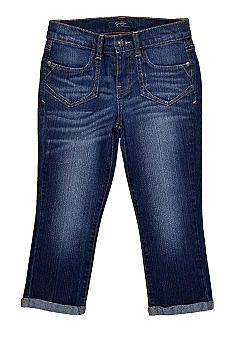Jessica Simpson Denim Crop Girls 7-16