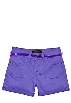 Jessica Simpson Belted Super Star Short Girls 7-16