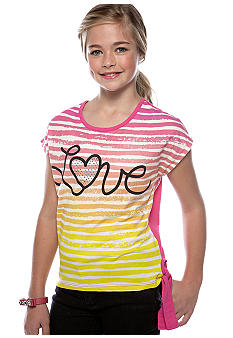Jessica Simpson Pop Star Love Tee Girls 7-16