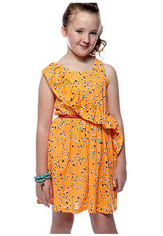 Jessica Simpson Milia Floral Dress Girls 7-16