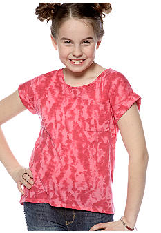 Jessica Simpson Tie Dye Bow Back Girls 7-16