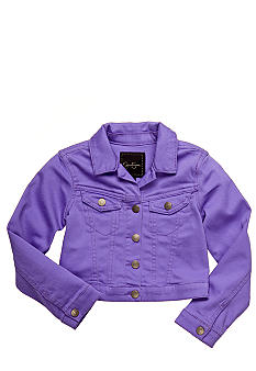 Jessica Simpson Pixie Denim Jacket Girls 4-6x