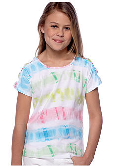 Jessica Simpson Tie Dye Top Girls 7-16