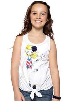 Jessica Simpson American Girl Tie Top Girls 7-16