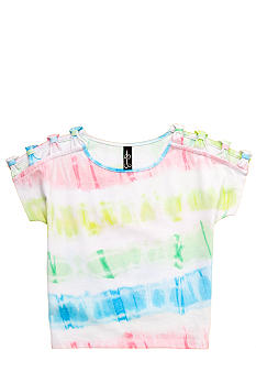 Jessica Simpson Hudson Tie Dye Top Girls 4-6x