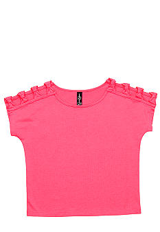 Jessica Simpson Hudson Bow Top Girls 4-6x
