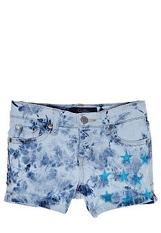 Jessica Simpson Shadow Shorts Girls 4-6X